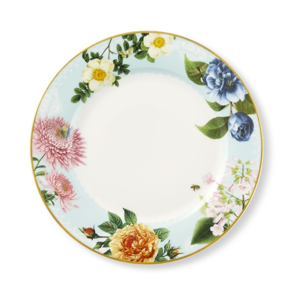 Spring Garden Dinner Plate