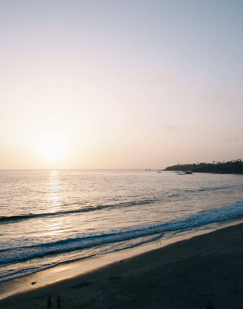 Laguna Beach Sunsets, see more of our view and stay on the blog at Pacific Edge Hotel | A Fabulous Fete