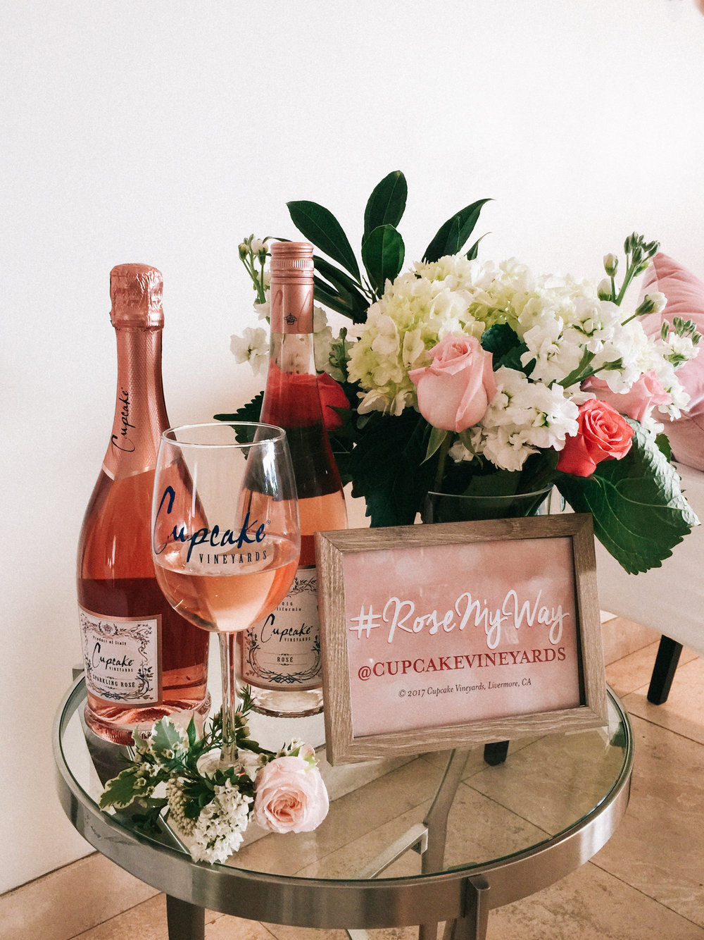 Rosé launch party | A Fabulous Fete
