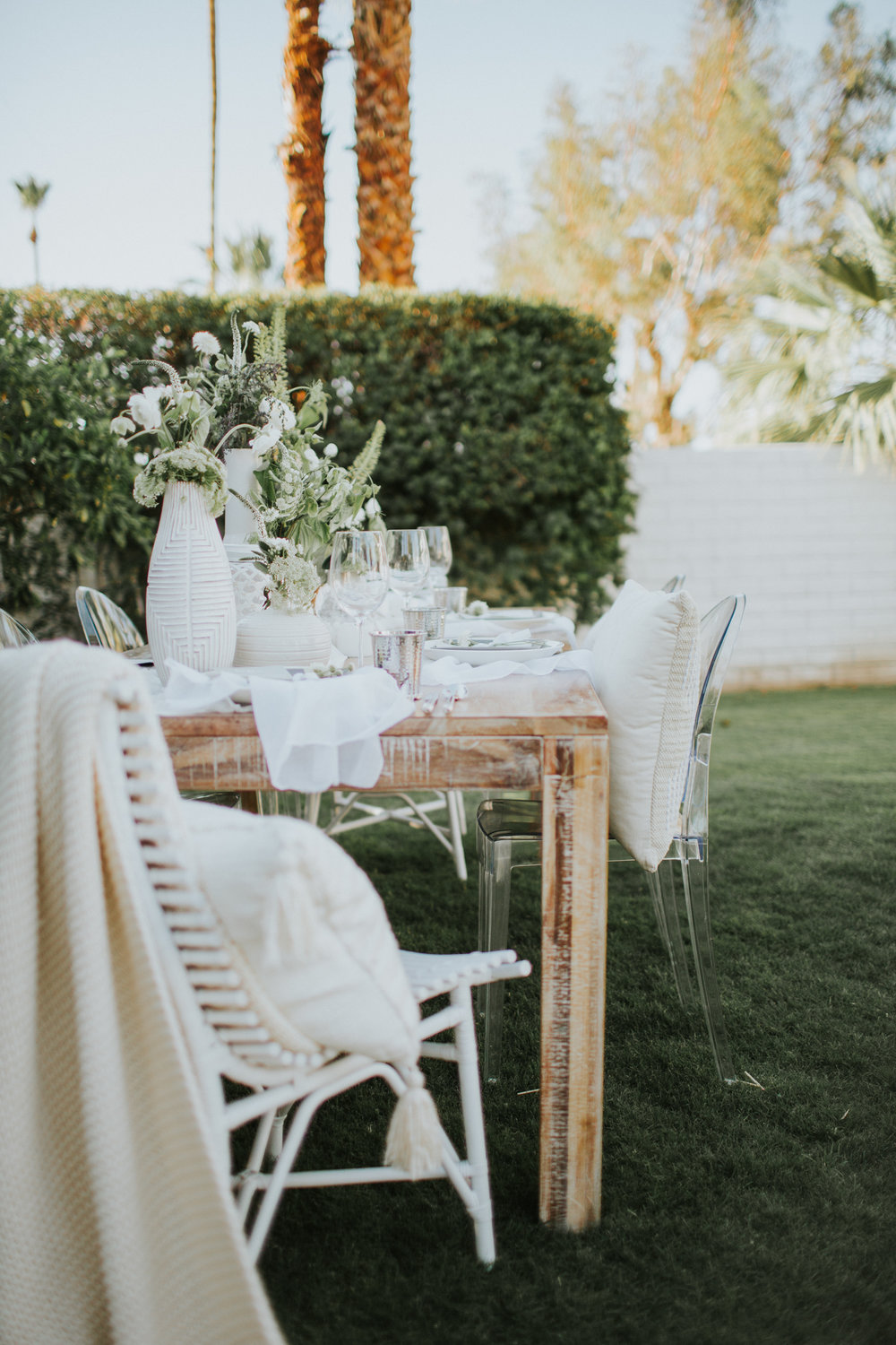 Desert party decor | A Fabulous Fete