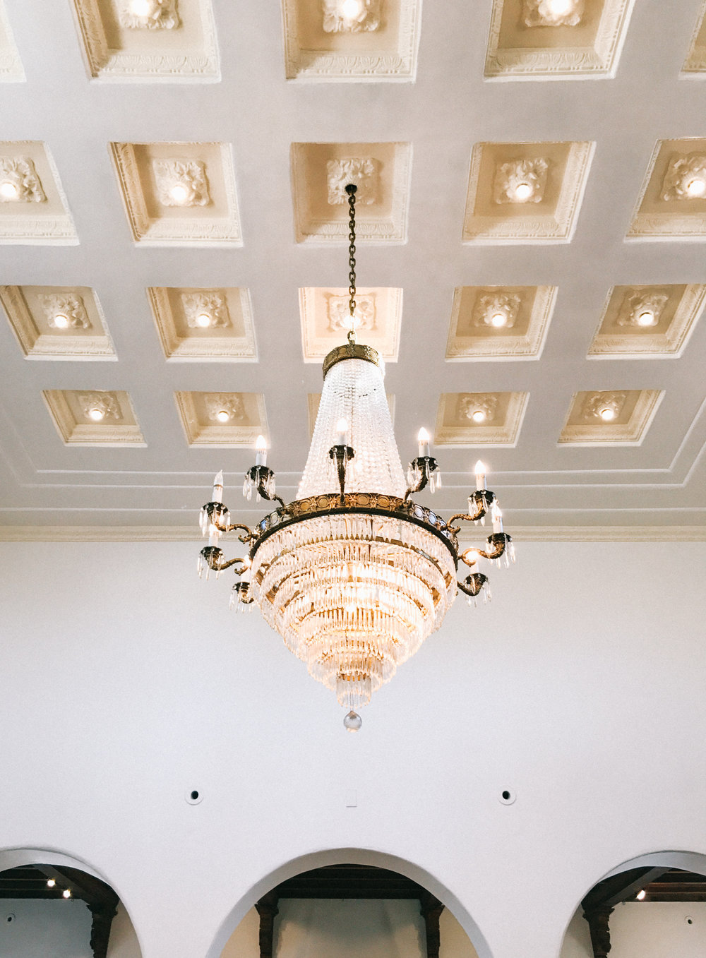 Chandelier perfection | A Fabulous Fete