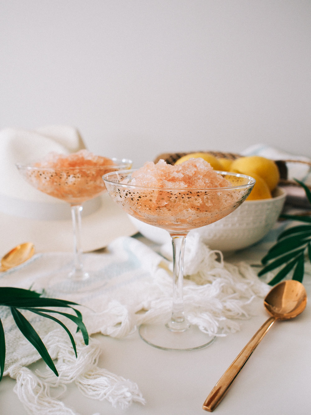 How to make summer's most popular frozen drink, at home! | A Fabulous Fete