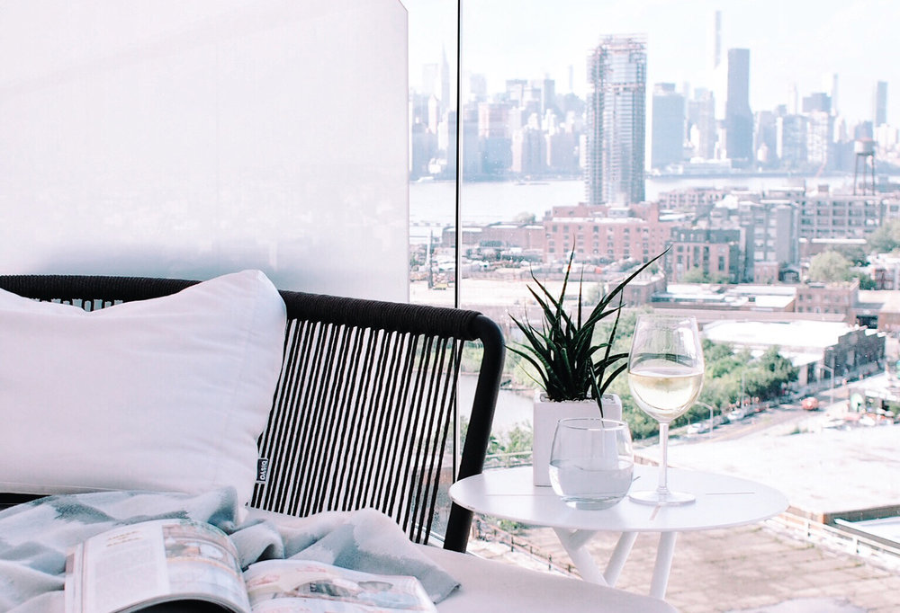 Balcony Views in Brooklyn | A Fabulous Fete