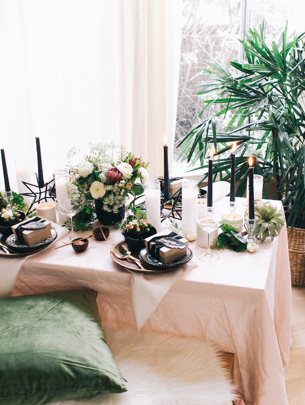 Holiday Tabletop Ideas | A Fabulous Fete