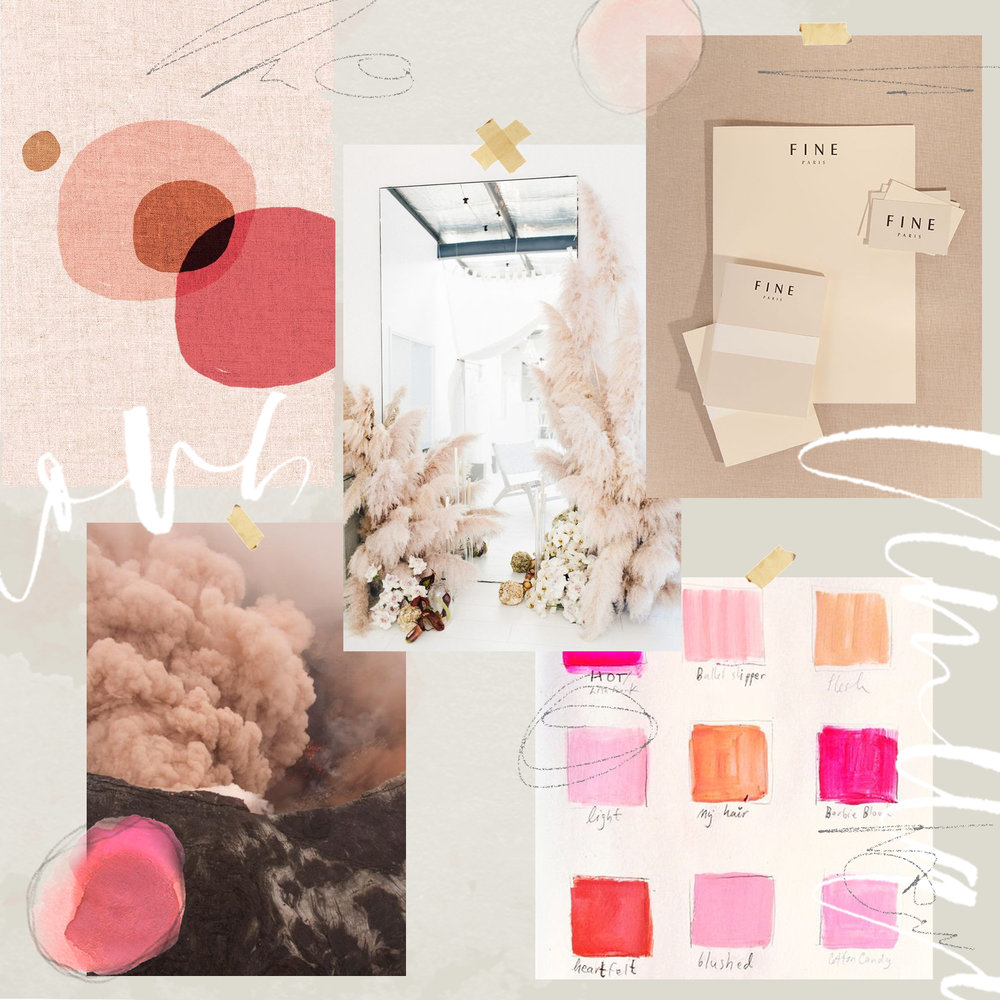 January inspiration for our free desktop download | A Fabulous Fete