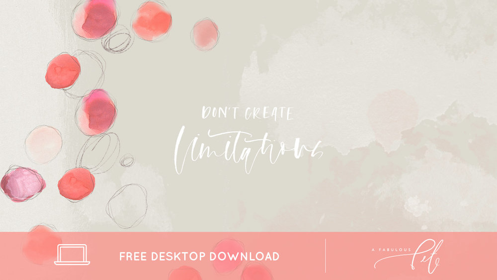 Free desktop download for January! | A Fabulous Fete