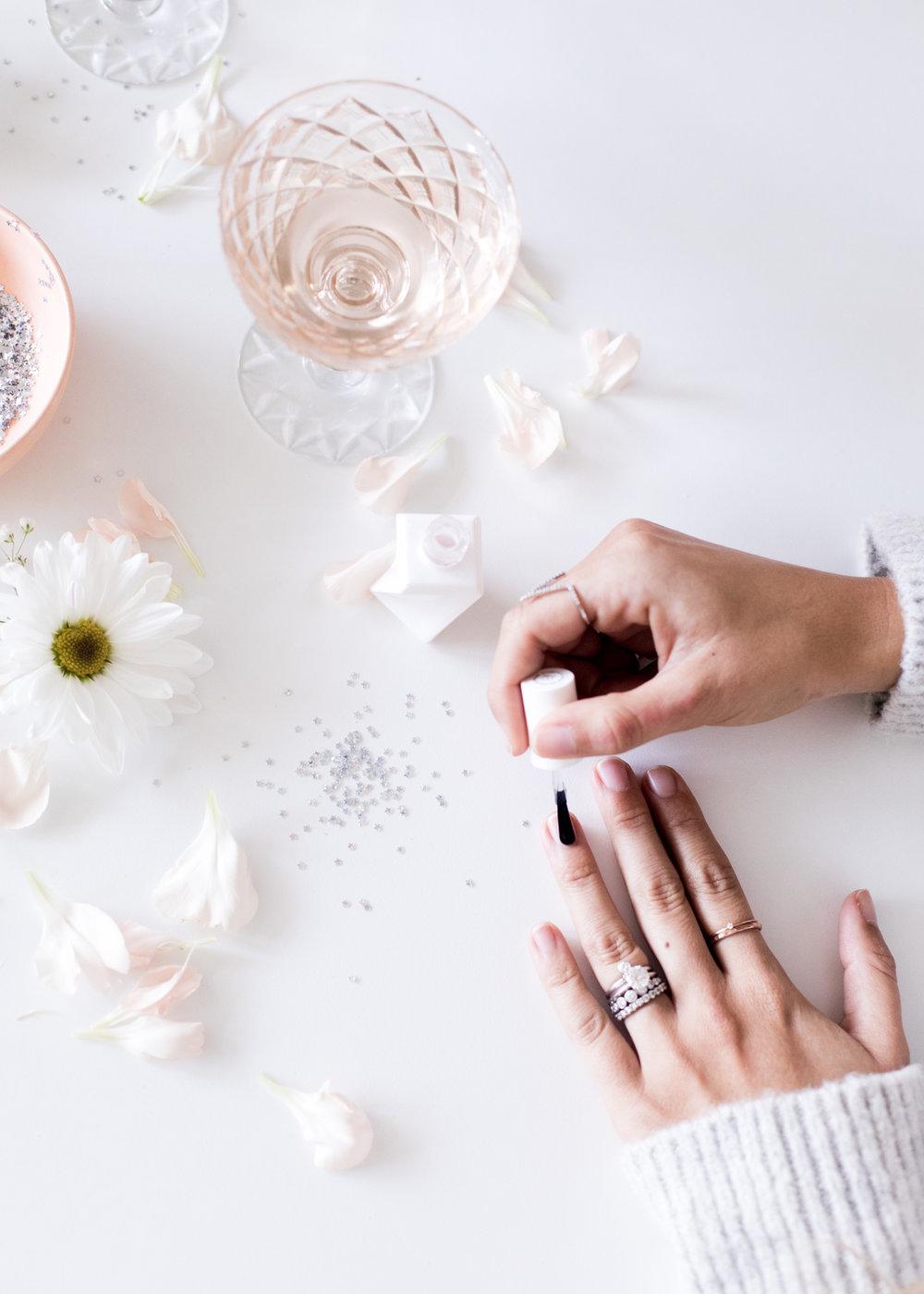 DIY Manicure | A Fabulous Fete