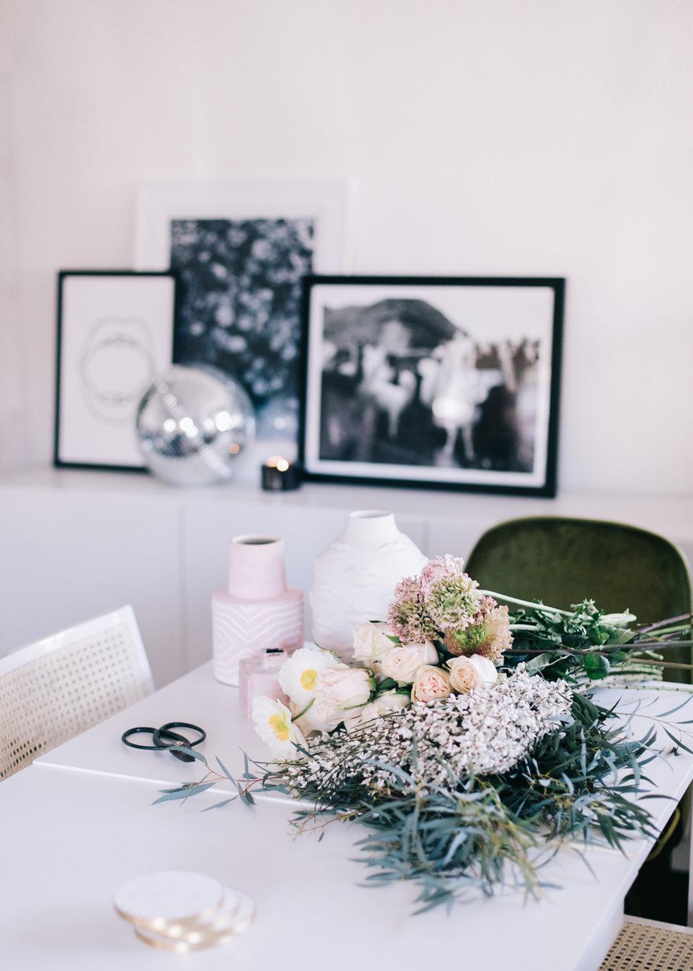 Floral Arrangement | A Fabulous Fete