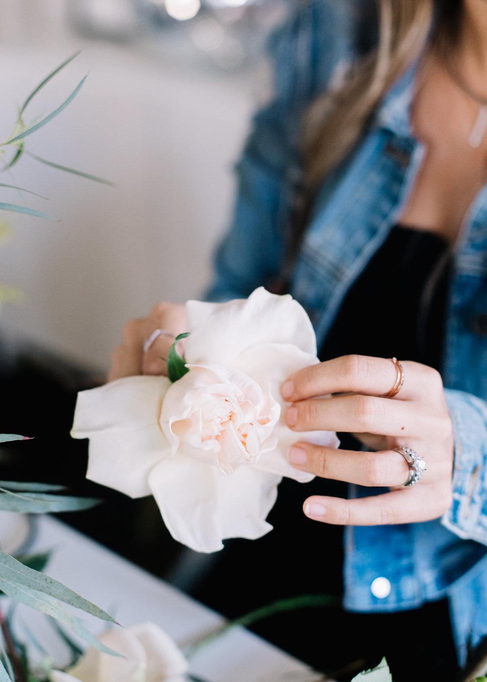 DIY Event Florals | A Fabulous Fete