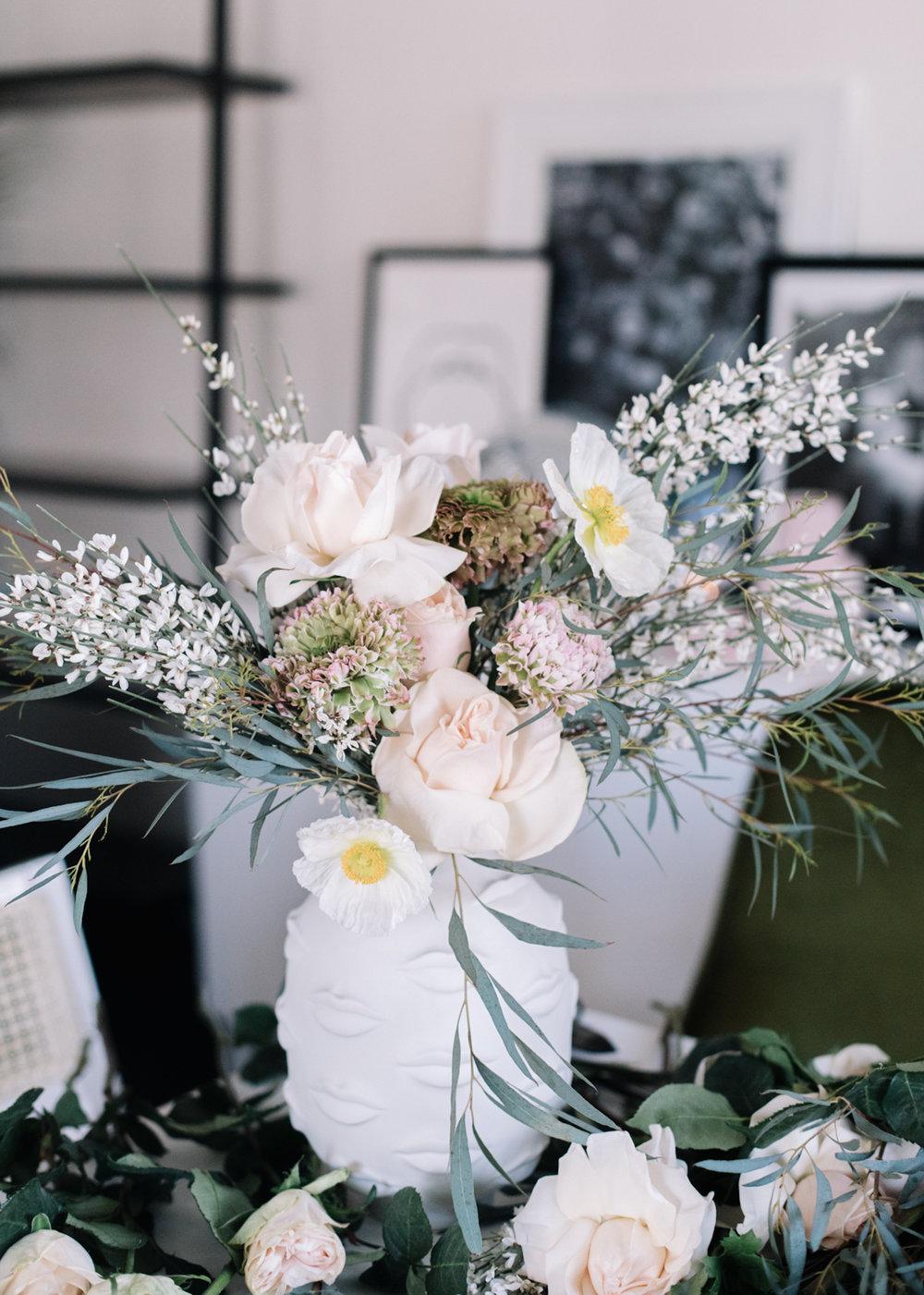Easy DIY Floral Arrangement | A Fabulous Fete