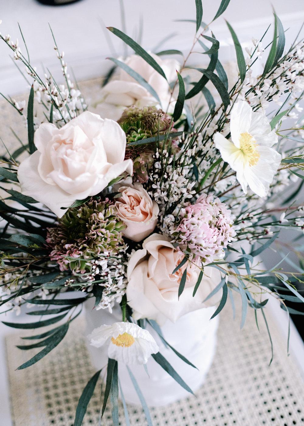 Valentines Day Florals | A Fabulous Fete