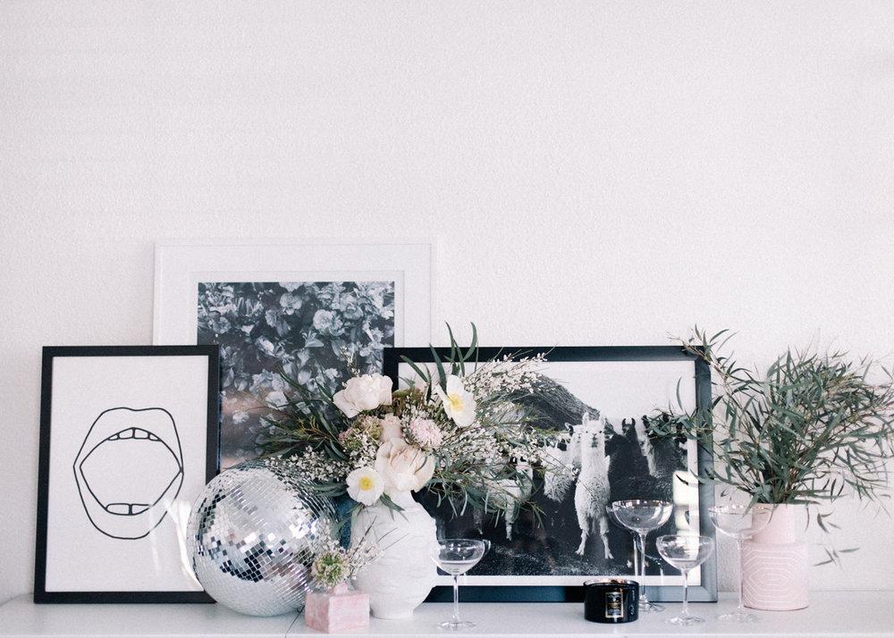 Valentines Day Floral Arrangement | A Fabulous Fete