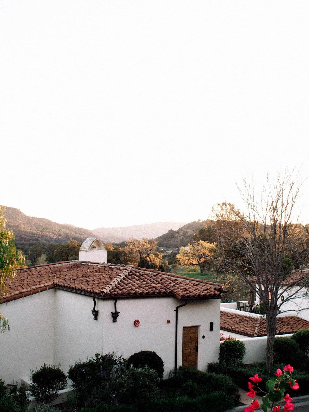 Ojai Valley Inn views | A Fabulous Fete