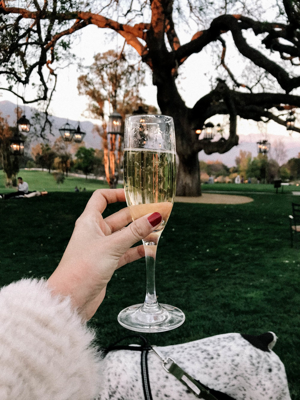 Sunsets at Ojai Valley Inn | A Fabulous Fete