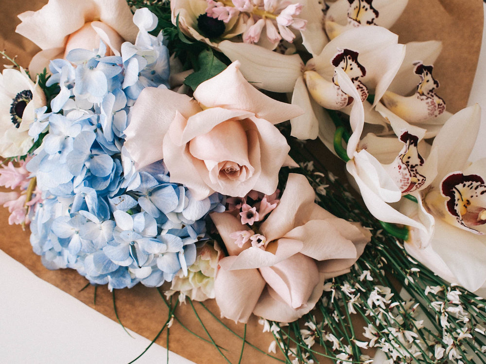A Day in the life // Fresh flowers | A Fabulous Fete