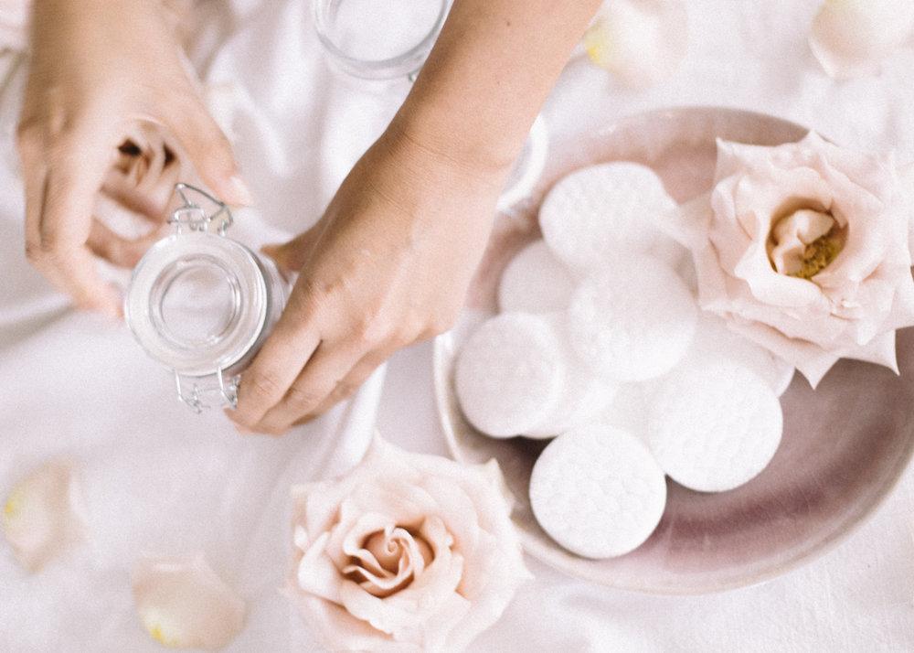 Rosewater Toner | A Fabulous Fete