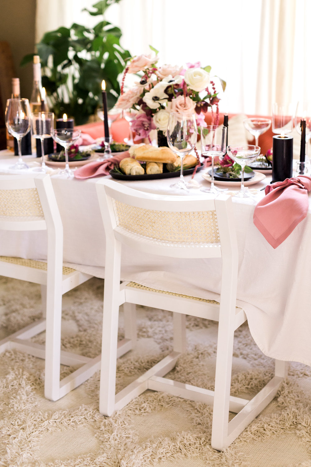 Easy Home Rose Wine Tasting | A Fabulous Fete