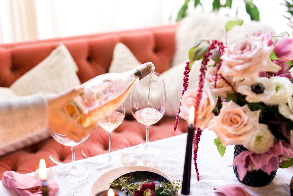 Rose Tasting | A Fabulous Fete