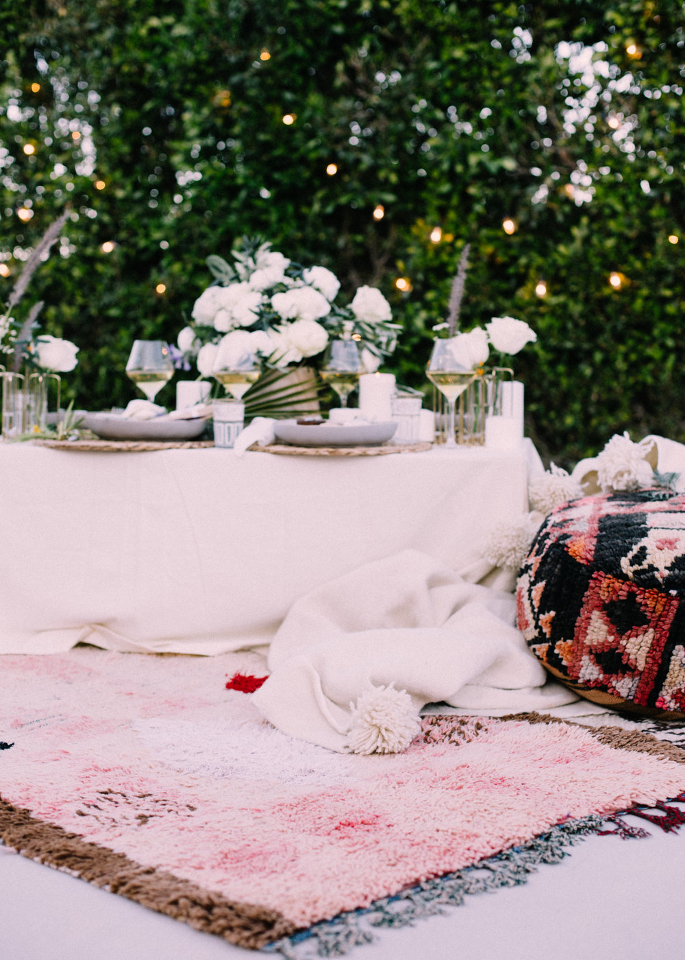 Dinner in the Desert | A Fabulous Fete