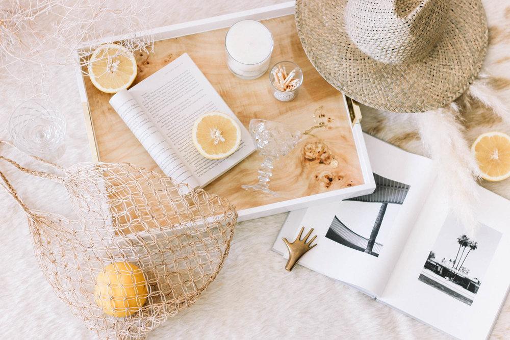 Summer Items I Love | A Fabulous Fete