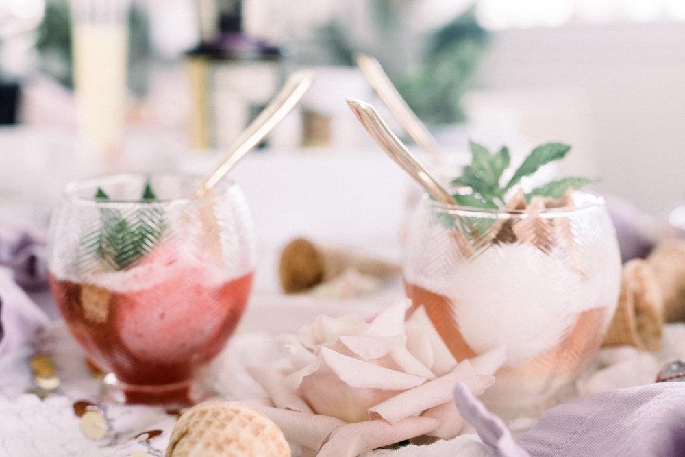 DIY Boozy Dessert Bar | A Fabulous Fete