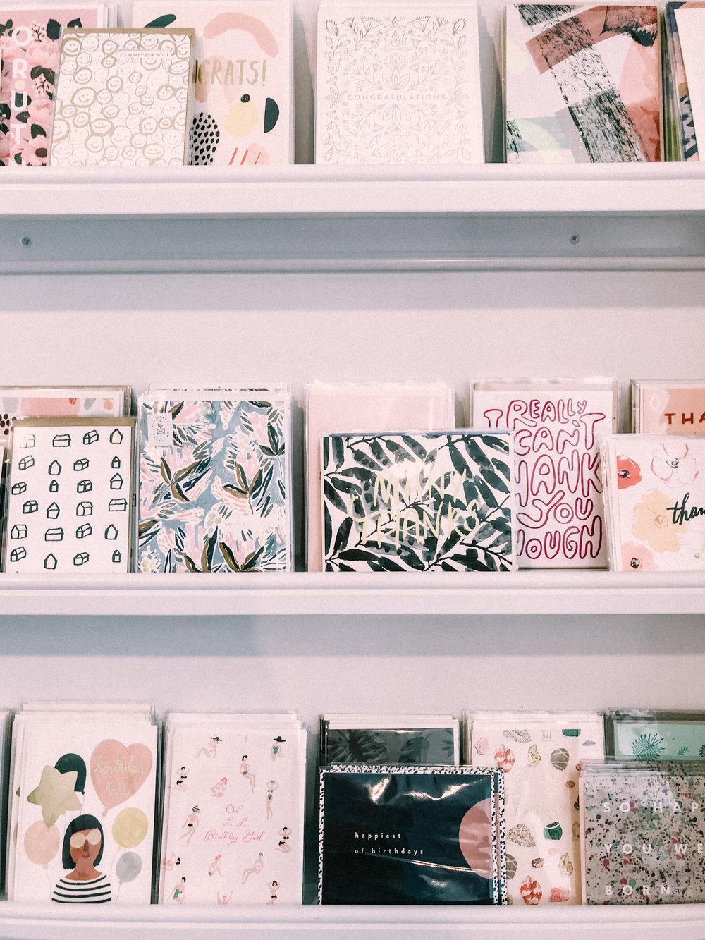 Stationery Shop in Brooklyn  | A Fabulous Fete