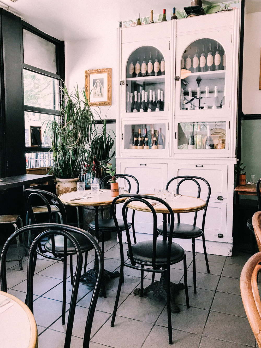 Cafe in NYC | A Fabulous Fete