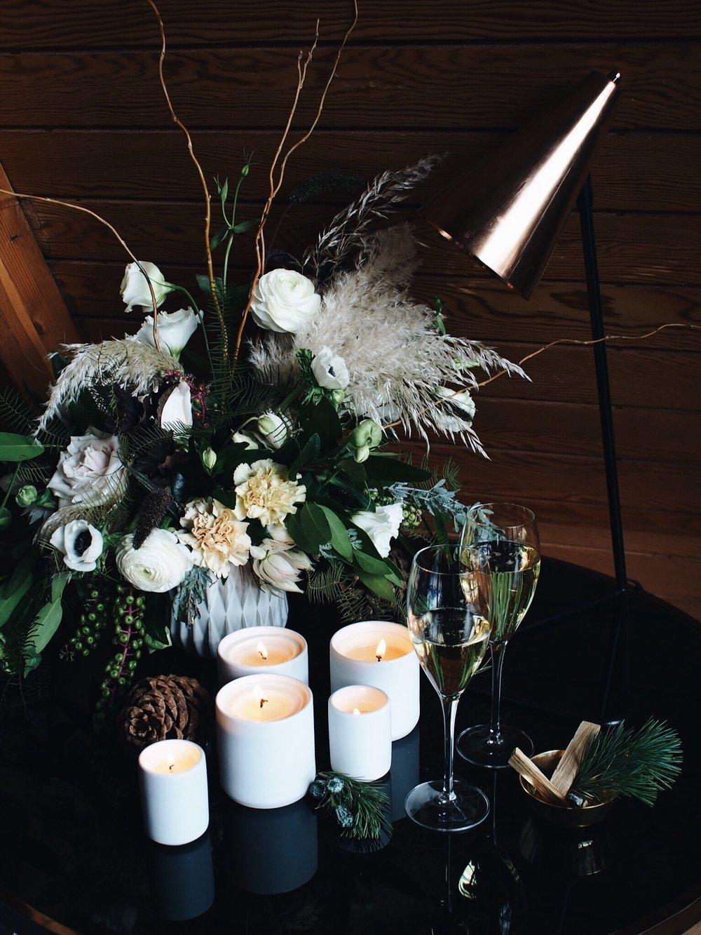 Fall Floral Arrangement | A Fabulous Fete