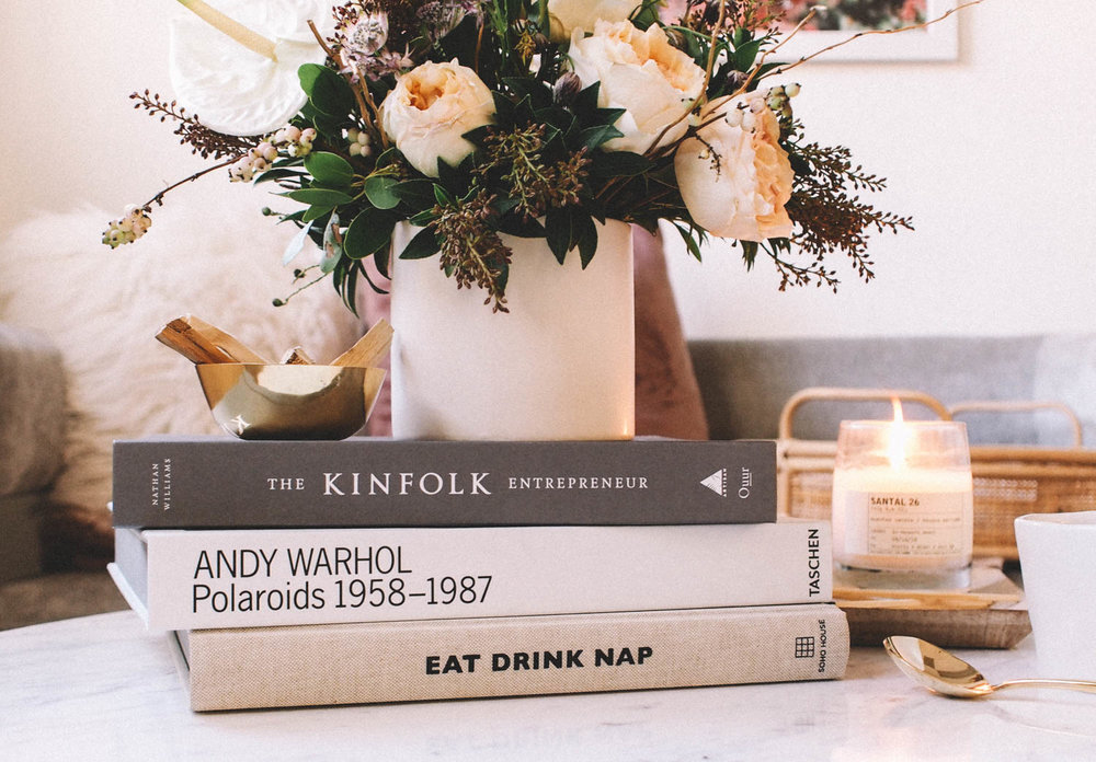 Good How To Style Your Coffee Table With Books