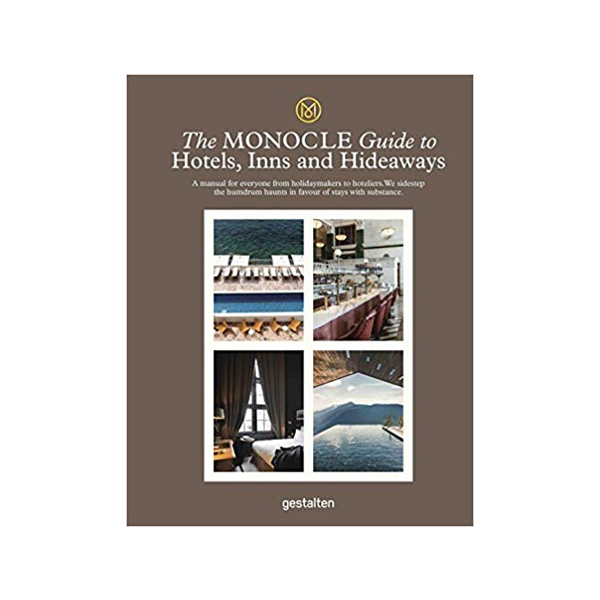 he Monocle Guide to Hotels, Inns and Hideaways - $34.42 on Amazon