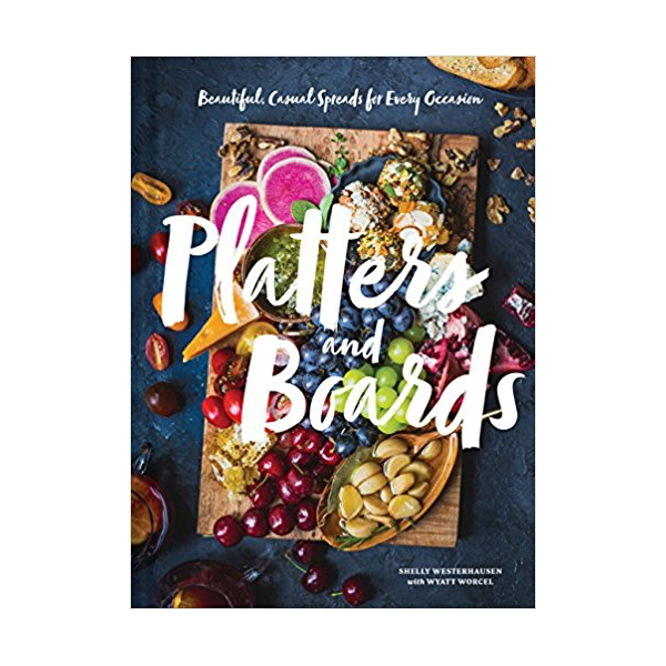 Platters and Boards - $16.96 on Amazon