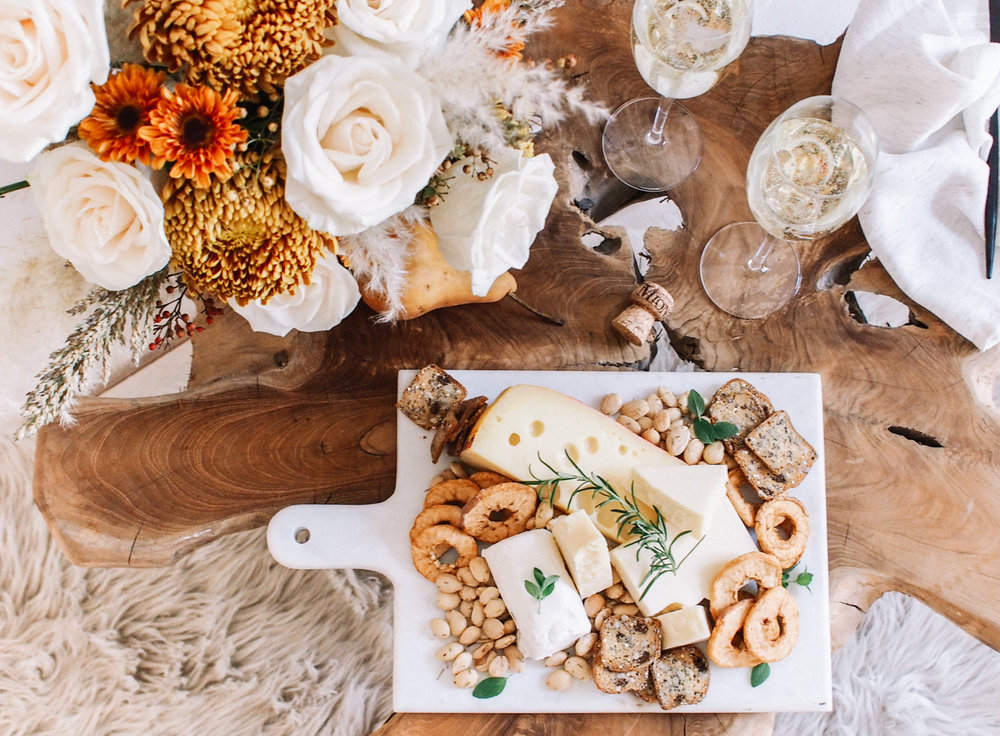How to make an inexpensive cheeseboard | A Fabulous Fete