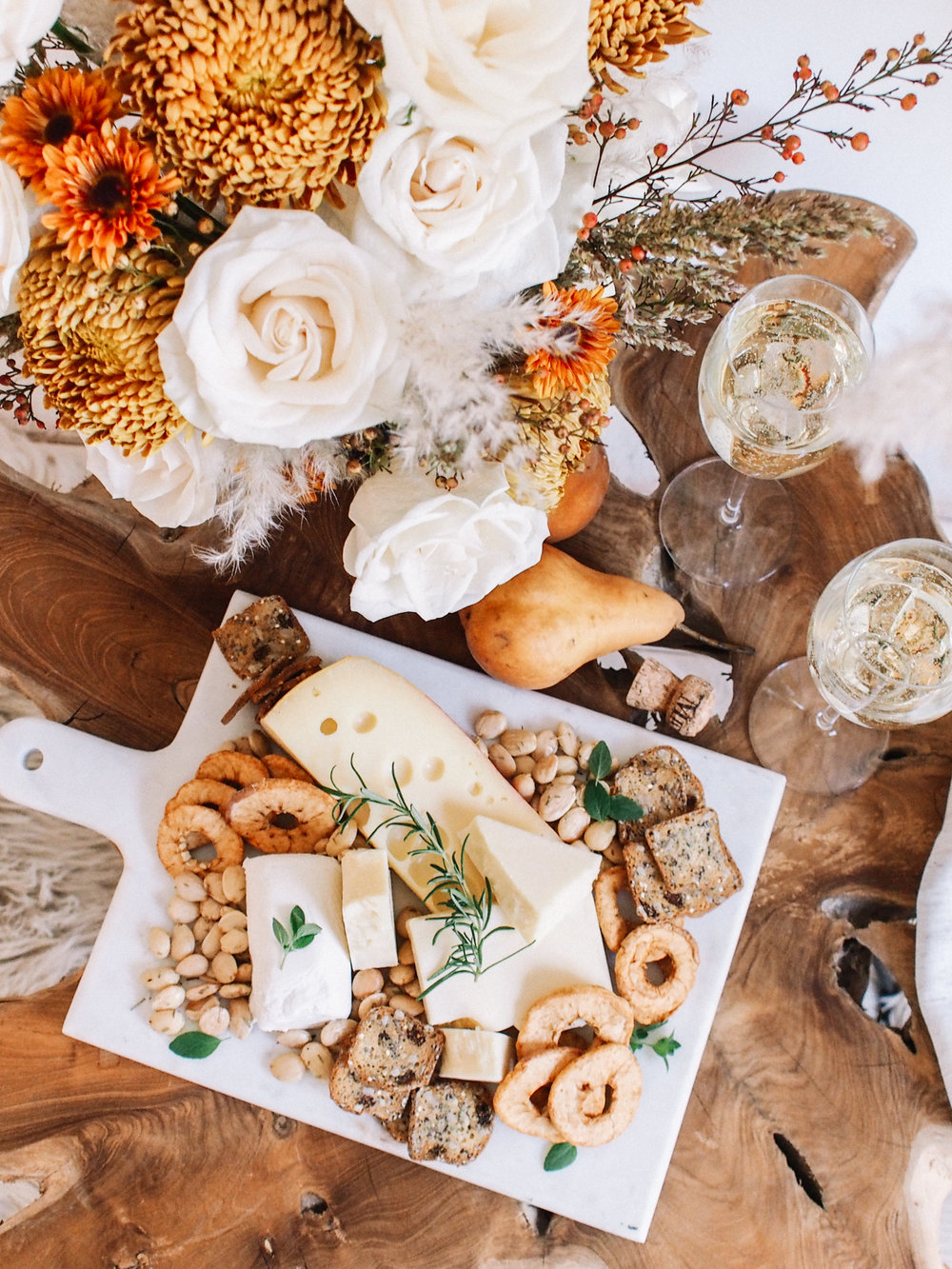 How to make a cheeseboard | A Fabulous Fete