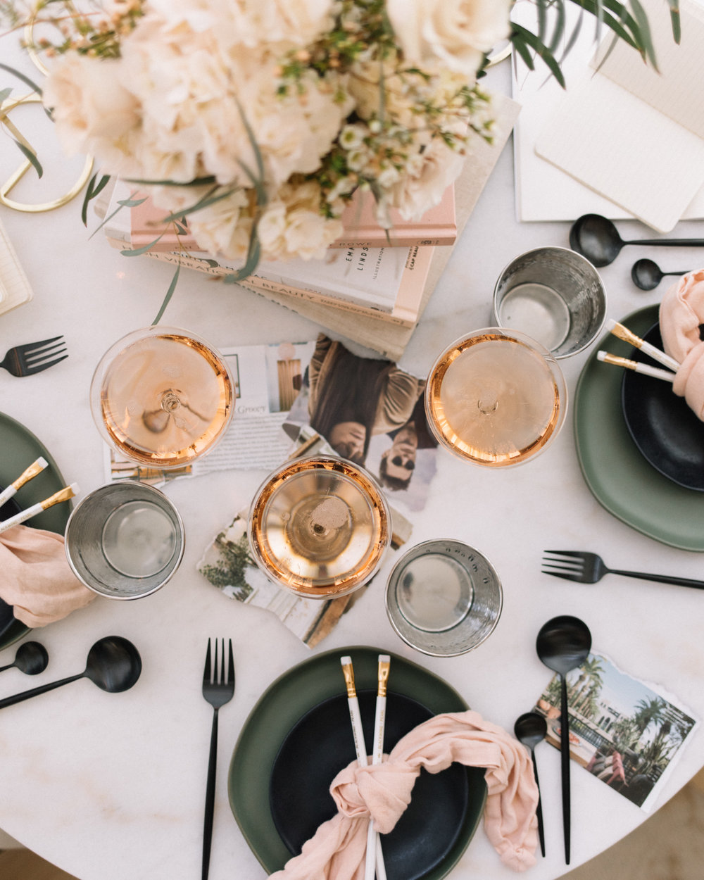 A fun way to plan goals with your friends | A Fabulous Fete