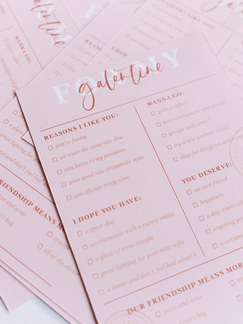 Free Printable Valentines  | A Fabulous Fete
