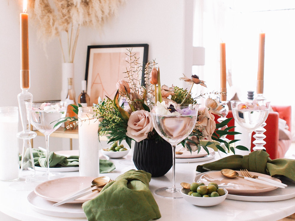 Set a beautiful table | A Fabulous Fete