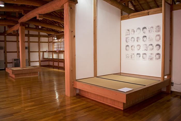 solo show  The Unseen,  at  Fukiage Museum of Art   1-3-9 , Fukiage , Shimotsui , Kurashiki-City , Okayama , Japan  July 23 — Oct. 2. 2016