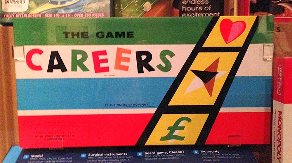 The Game of Careers, 1969 version