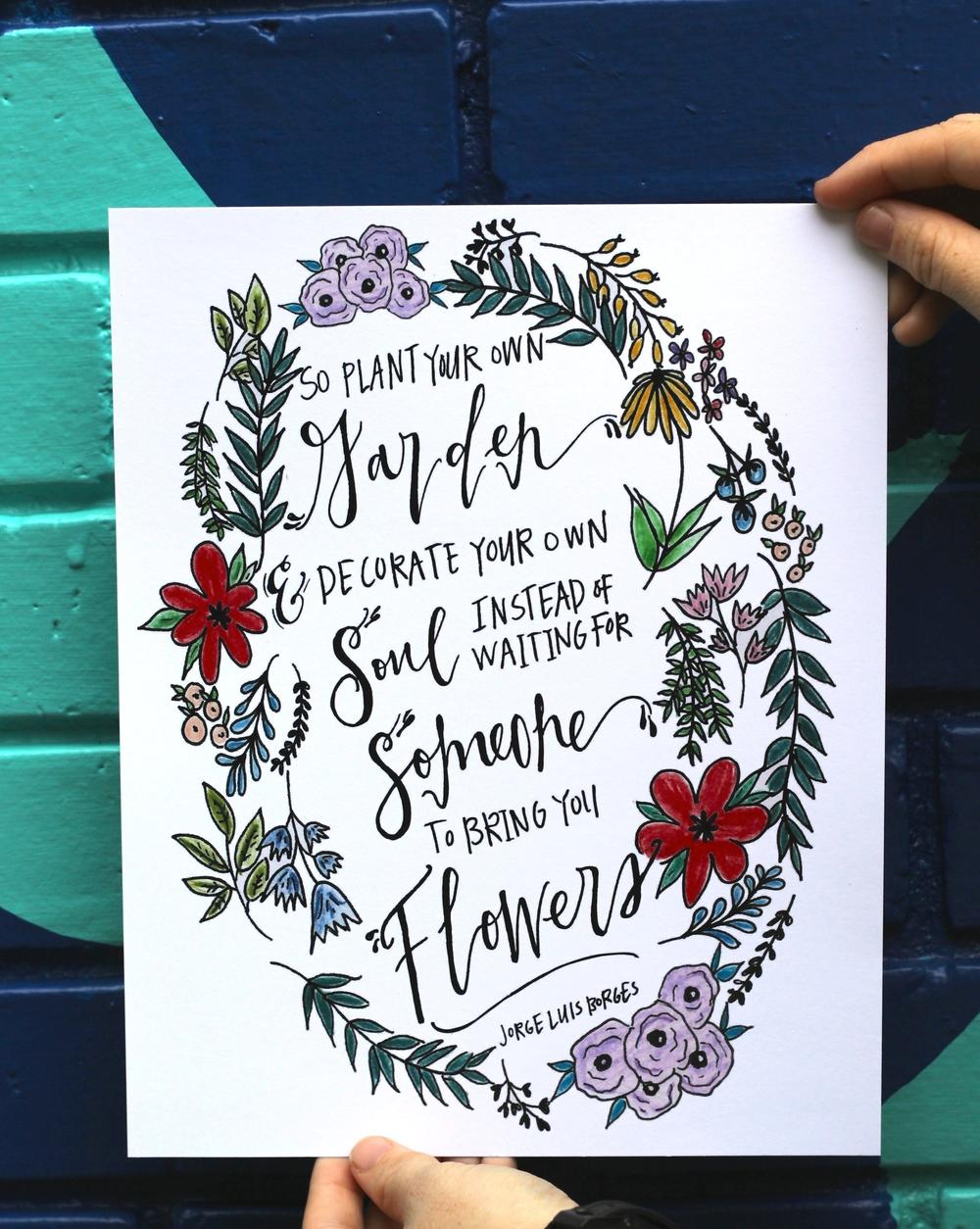Your Own Garden