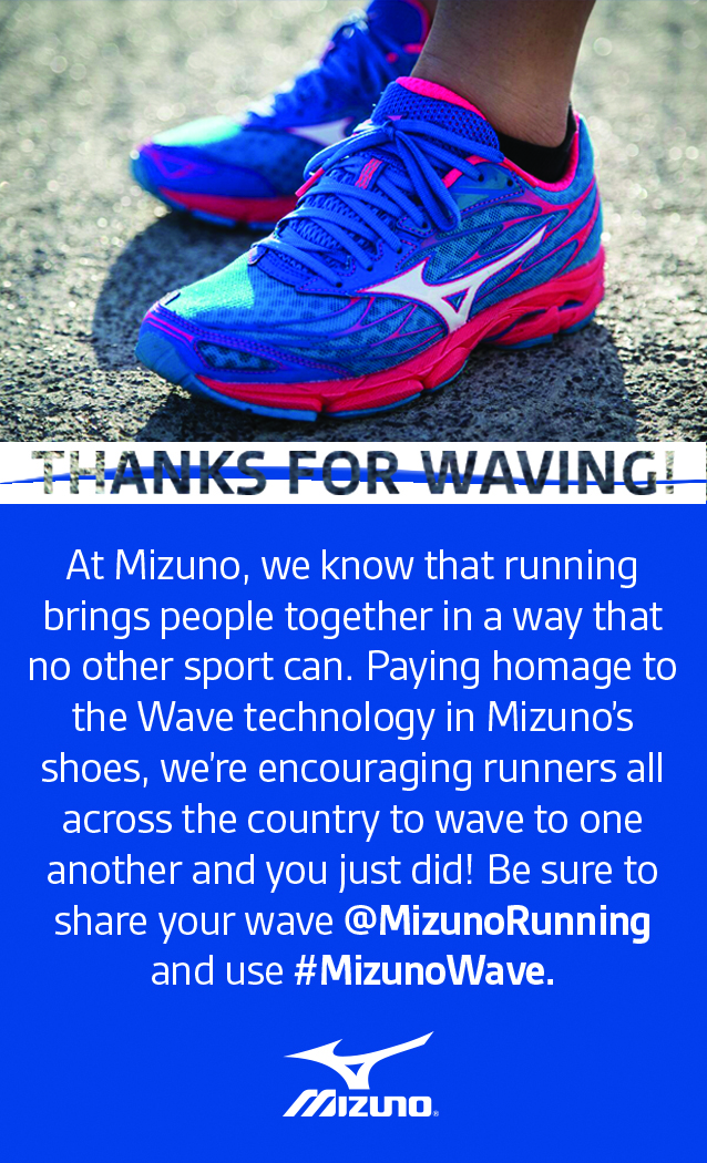Mizuno Voucher Card