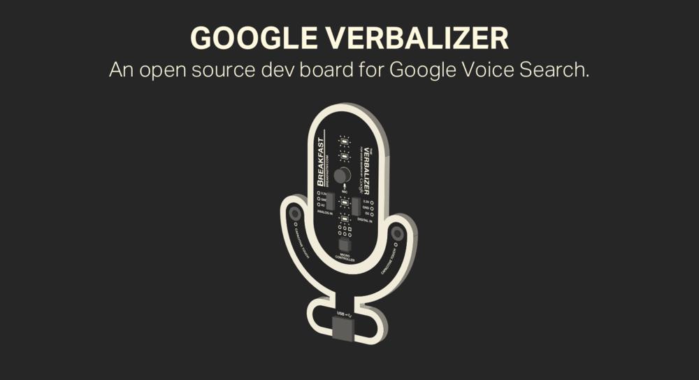 Google Verbalizer