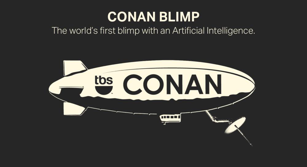 Conan Blimp