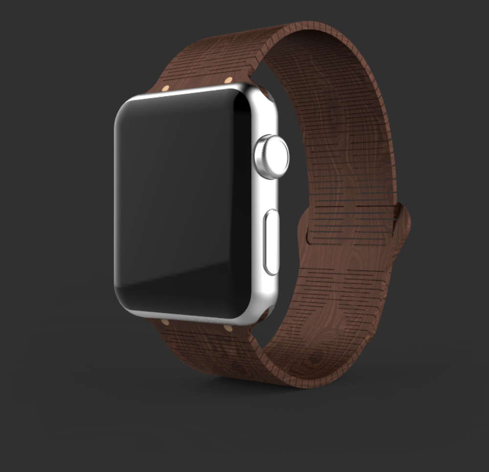 Open Band for Apple Watch