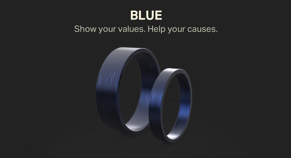 blue ring to fight trump