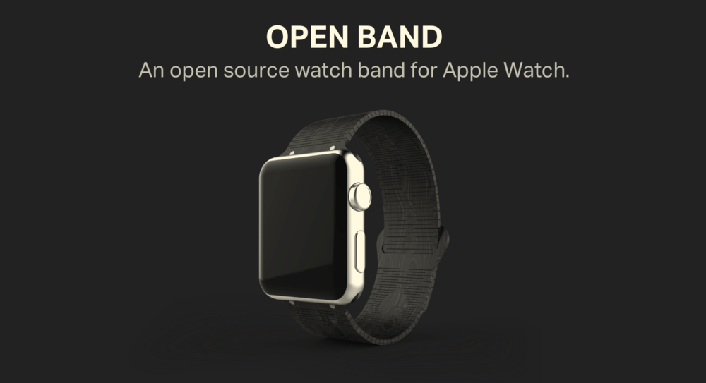 Apple Watch Open Band