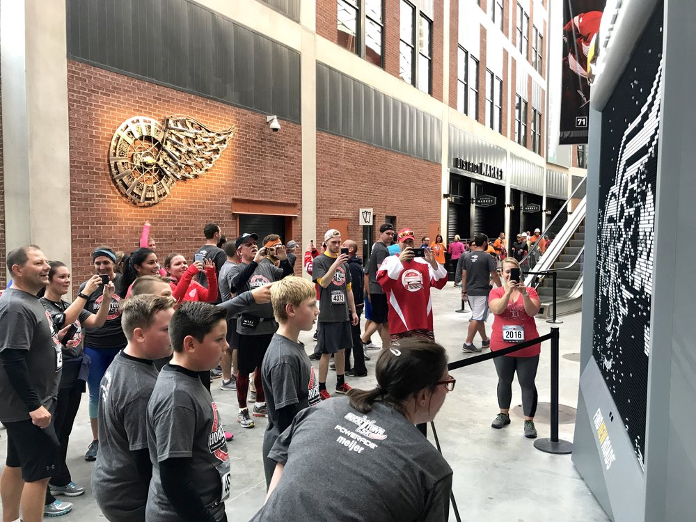 Chevrolet at Little Caesars Arena