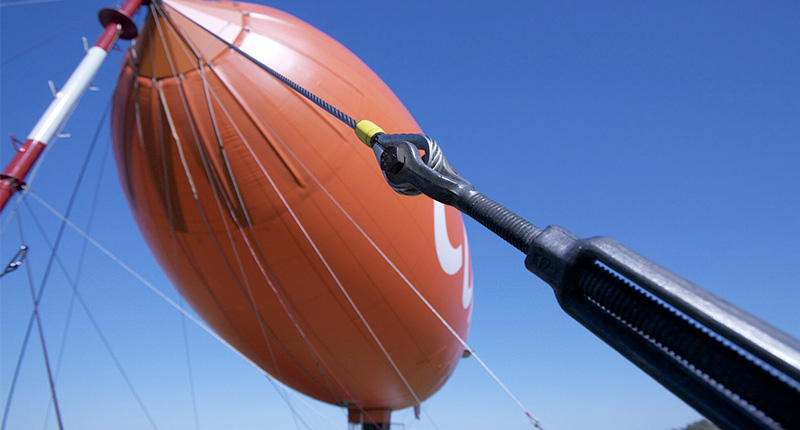 Conan Blimp, 2010  Connected Experience