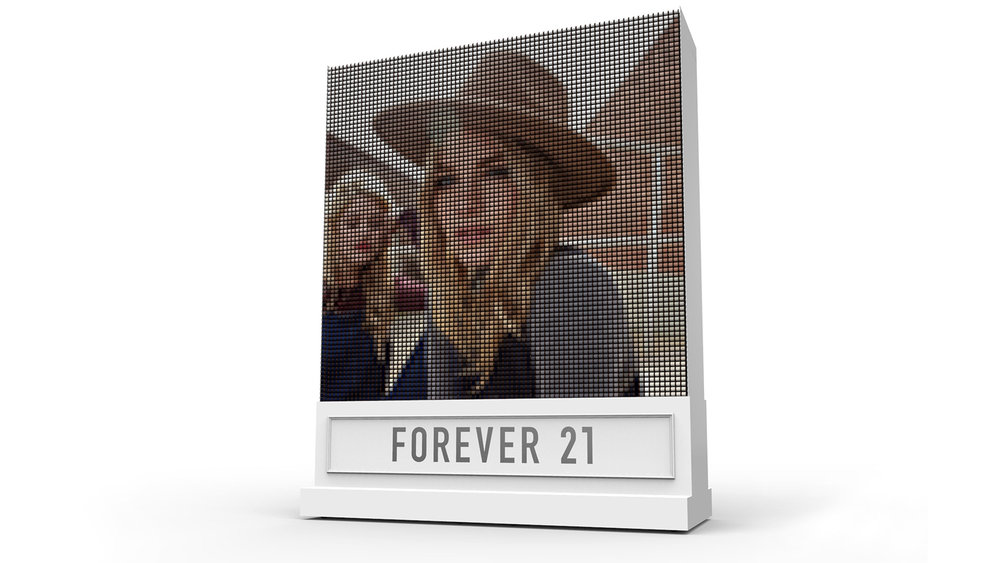 F21 Thread Screen
