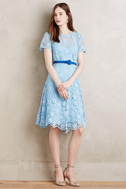 Image from www.antrhopologie.com. If only this dress wasn't a petite! It would be beautiful for Easter!