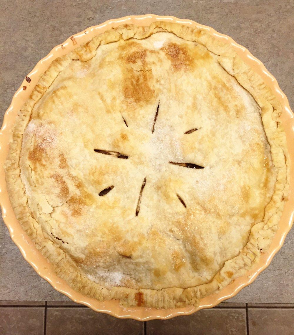 Apple pie, anyone?